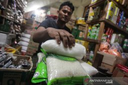 Satgas Pangan Polri di daerah kawal jalur distribusi gula