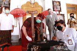 Belanda serahkan dua senjata pusaka Kabupaten Klungkung