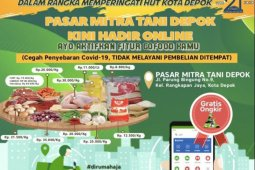 Toko Mitra Tani Depok terapkan belanja online