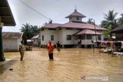 Langganan banjir, BPBD Paluta pastikan kesiapan logistik dan kesehatan warga