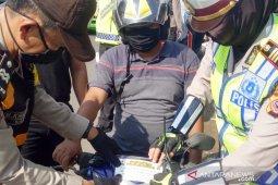 Pelanggar PSBB di Bogor diminta baca Al-Quran