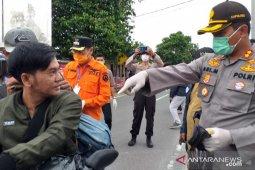 Polres Belitung perketat pengawasan kapal di pelabuhan