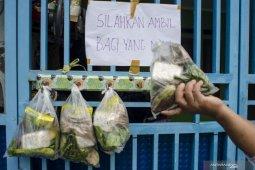 Pasar Antri Cimahi Jabar ditutup 14 hari, dua pedagang positif corona