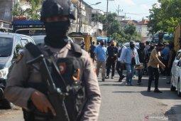 Densus 88 menangkap seorang warga Tanah Datar diduga terlibat aksi teror