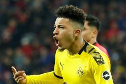 Dortmund tak akan lepas Jadon Sancho kurang dari 130 juta euro