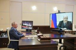 PM Rusia terinfeksi virus corona dan jalani penyembuhan