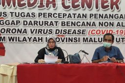 Gugus Tugas : Pasien positif COVID-19 di Malut bertambah sembilan orang
