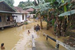 Enam desa di Kabupaten Batanghari terendam banjir  luapan sungai Batanghari