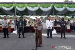 Pemkab Gorontalo Utara turut meluncurkan penerapan PSBB