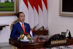 Presiden Jokowi resmikan Gerakan Nasional #BanggaBuatanIndonesia