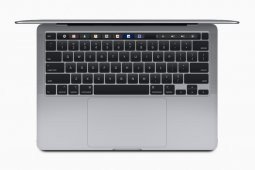 Apple luncurkan MacBook Pro dengan keyboard anyar