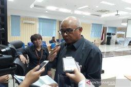 Jumlah turis yang masuk lewat Bandara Kualanamu pada Maret 2020 turun 65,10 persen