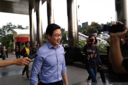 KPK menangkap tersangka Samin Tan