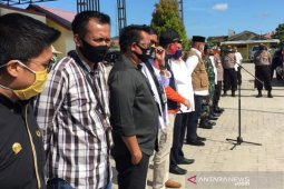 Pemkab Kukar Salurkan 1.800 Paket Sembako di Kecamatan Muara Jawa