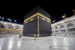 Arab Saudi belum mengambil keputusan terkait haji