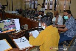 Bupati Gorontalo evaluasi penerapan PSBB bersama Gubernur