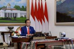 Presiden ajak Bangsa Indonesia untuk berdikari