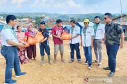 Bantuan korban bencana Sukajaya Bogor masih mengalir
