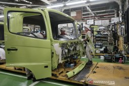 Hino Indonesia hentikan sementara produksi kendaraan