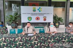 Masyarakat dan pelaku usaha di karawang masih banyak melanggar PSBB Jawa Barat