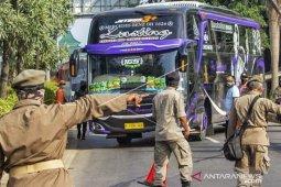 5.417 kendaraan pemudik diputar balik di Karawang