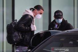 Zlatan Ibrahimovic dilaporkan kembali ke  Swedia