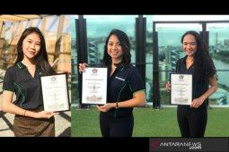 Tiga mahasiswi Indonesia terpilih jadi Duta Mahasiswa Internasional Brisbane