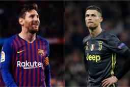 Jurgen Klopp lebih memilih Messi ketimbang Ronaldo