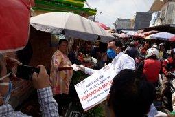 BRI Cabang Abunjani Sipin menggelar Pasar Ramadhan Simpedes