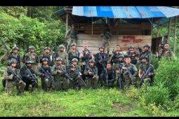 Polisi buru lima pelaku pembunuhan anggota Brimob di Bintuni
