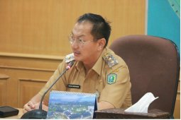 Pemkab Belitung rencanakan uji cepat COVID-19 kepada pedagang pasar