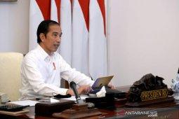 Presiden  Joko Widodo instruksikan penguatan puskesmas untuk penanganan COVID-19