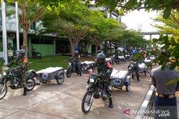 Kodam XII/Tpr distribusikan 4.500 paket sembako pada masyarakat