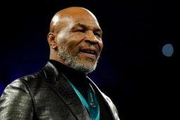 Petinju Mike Tyson berjanji akan naik ring lagi