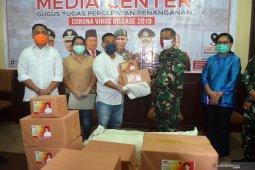 Mercy Barends Bantu APD untuk sejumlah rumah sakit rujuk COVID-19 di Ambon