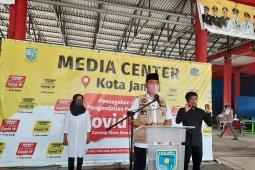 Kluster Gowa dominasi pasien  positif COVID-19 Kota Jambi