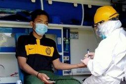 67 warga Aceh Timur yang baru pulang dari daerah terjangkit jalani rapid test