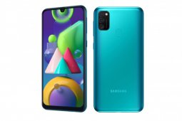 Samsung luncurkan Galaxy M21 dengan baterai besar