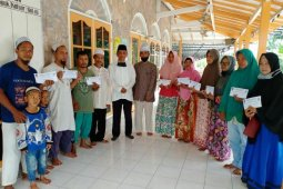 UISU salurkan donasi untuk warga terdampak  COVID-19