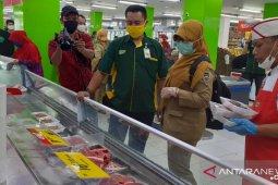 Pasar di Purwakarta tidak ada peredaran daging celeng