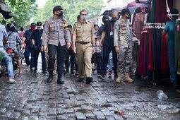 Antisipasi pengunjung pasar membludak, Pemkot Bogor lakukan rekayasa lalu lintas