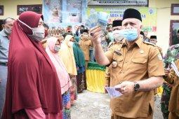 BLT dana desa Rp600 ribu di Aceh Tengah mulai disalurkan