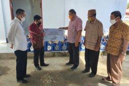 Bank Mandiri salurkan 2.000 paket sembako ke masyarakat Gorontalo