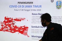 Gubernur: Tambahan kasus COVID-19 di Surabaya masih tinggi, total 1.169 orang terinfeksi