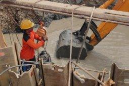 PDAM selesaikan perbaikan pipa utama jebol di Gunung Anyar Surabaya