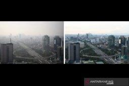 Polusi udara tingkatkan risiko kematian penderita COVID-19