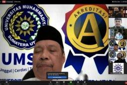 UMSU juara debat Bahasa Indonesia via  daring tingkat nasional