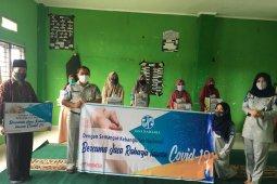Jasa Raharja Jambi salurkan bantuan sembako dan APD
