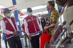 Peninjauan satgas Rafico Pertamina