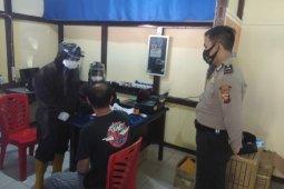 Polres Mempawah rapid test 22 orang tahanan titipan JPU